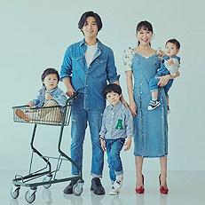 정주리, 화목한 가족 사진 공개