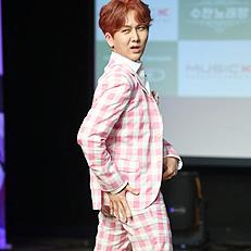 김수찬, 섹시한 엉덩이