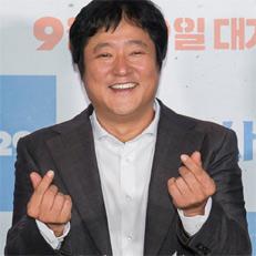곽도원, 순박한 웃음 (^▽^)