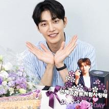 김재영, 온라인 생일 파티 인증