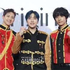 왕자로 변신한 B1A4
