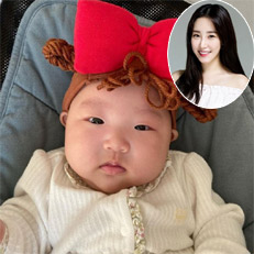 최희, 귀요미 딸바보 면모