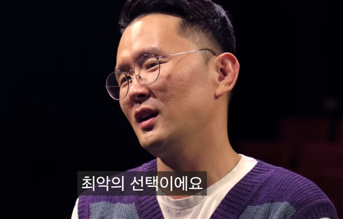 "D.P. 출신 개그맨 윤형빈 ""탈영은 최악의 선택"""