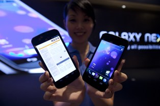 [US Court issues sales ban against Samsung��s Galaxy Nexus ] ����� ���� �̹���