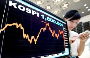 [Local securities firms bet KOSPI in 1,800 to 2,300 range next year] ����� ���� �̹���