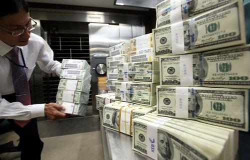 [S. Korea to toughen monitoring on foreign capital flow] ����� ���� �̹���