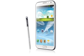 [Samsung��s Galaxy Note 2 tops 1 mn units in S. Korea] ����� ���� �̹���