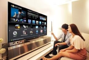 [Samsung Elec. TV business posts $1.90 bn in OP last year] ����� ���� �̹���