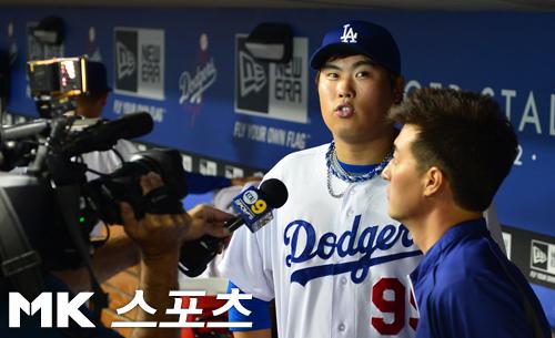 """美 ESPN """"류현진, 완벽한 셧아웃 게임 펼쳤다"""" 찬사"""