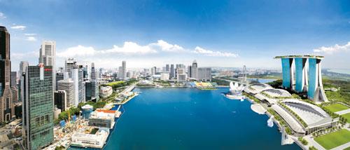 아시아 MICE 허브, 싱가포르