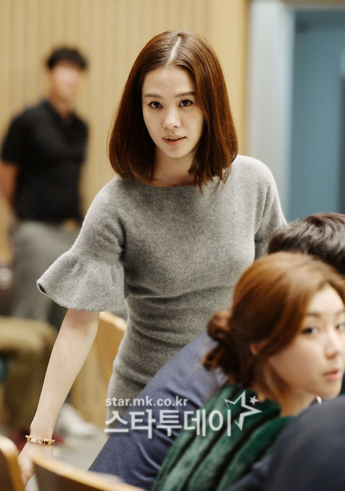 SBS 'I have a lover' Press Conference ~ LOVE Kim Hyun Joo