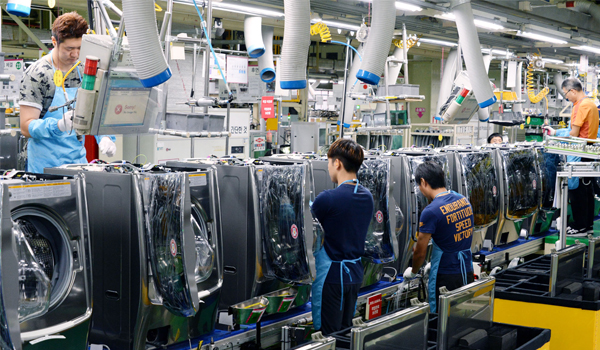 LG Elec Q2 profit up 16% on robust sales of home appliances - Pulse by Maeil Business News Korea