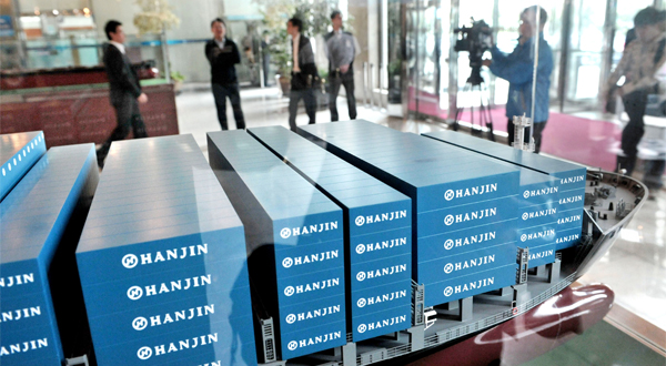 Hanjin Creditors Threaten Receivership
