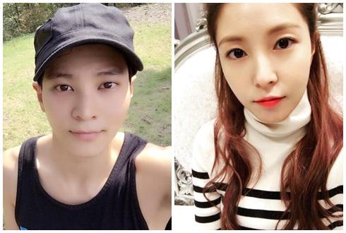 주원♥보아, 레드 & 블루 골프 웨어 스타일링