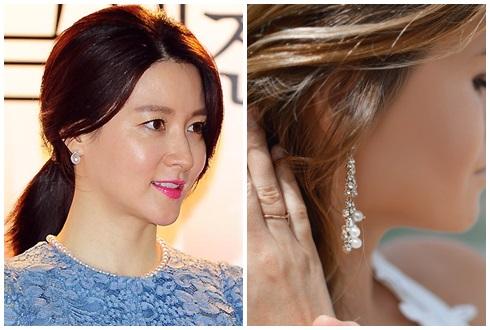 패션 포인트 귀걸이, 상황별 & 의상별 매치