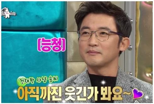 '라디오스타' 안재욱, 세미 슈트 룩 공개 '지적인 남자'