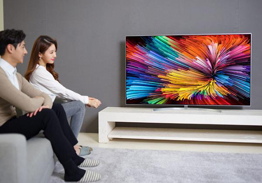 LG's new flagship TV is so thin it's barely there