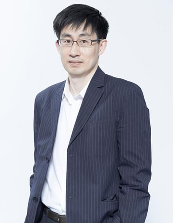 Line Plus Corp. Chief Executive Shin Joong-ho