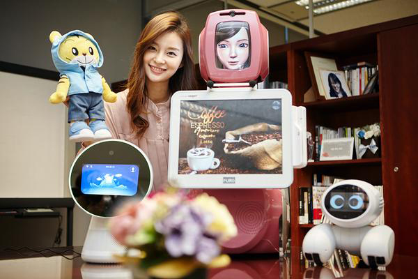 SK Telecom to unveil its new AI robot