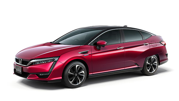 Honda's Clarity Fuel Cell
