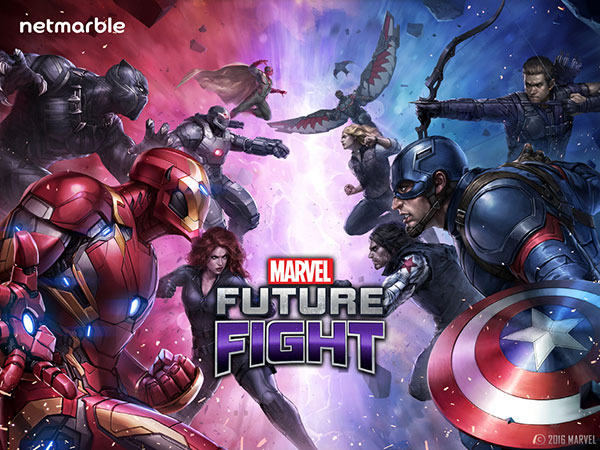 Marvel: Future Fight developer Netmarble seeking $2.4B through IPO