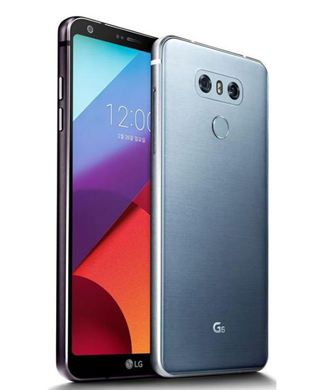 LG G6 Preorders Are Looking Strong
