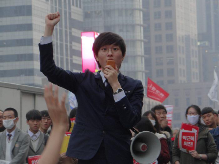 """촛불혁명 4인의 숨은 주역들 """"탄핵은 완성이 아니라 시작"""""""