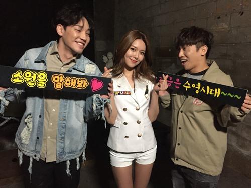 """`SNL코리아9` 호스트 수영, 영화 `23 아이덴티티` 패러디 """"대폭소 예정"""""""
