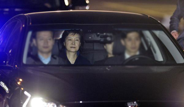 Impeached South Korean President Arrested, Jailed After Long Saga