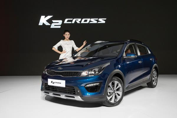 Kia Motors' K2 Cross