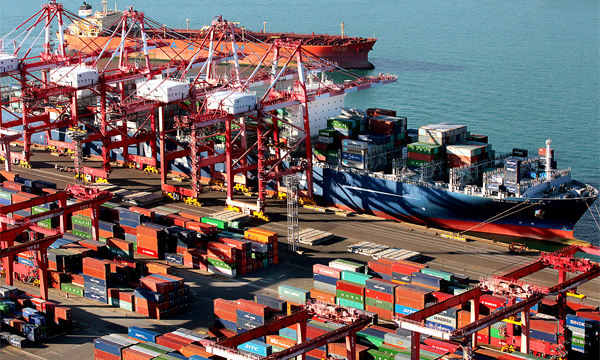 Korea's exports up 24% in April