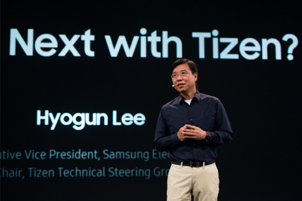 Hyogun Lee, Samsung Electronics's executive vice president