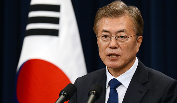S. Korea's new leader orders probe on US missile launchers