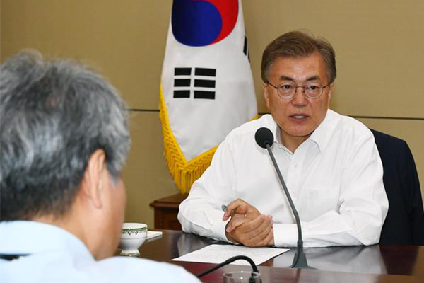 South Korean official suspended over failing to report US launchers to president