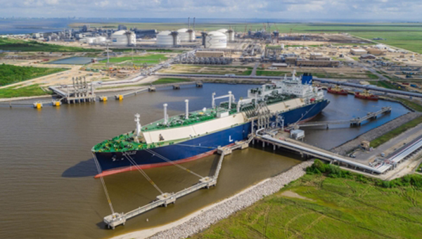 United States now supplying LNG to South Korea