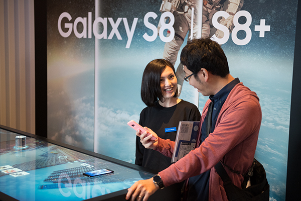 Samsung's Galaxy S9 will offer some seriously fast data speeds