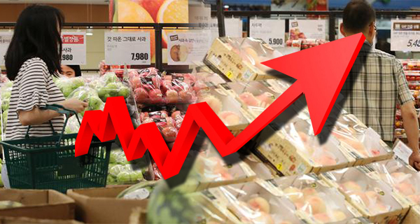 South Korea CPI Gains 0.2% In July
