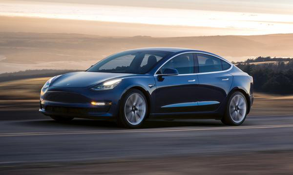 Performance Tesla Model 3 confirmed by Elon Musk, via Twitter of course