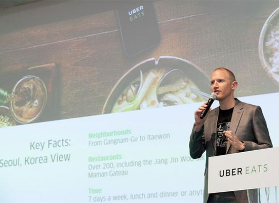 Allen Penn, head of Asia operations at UberEATS