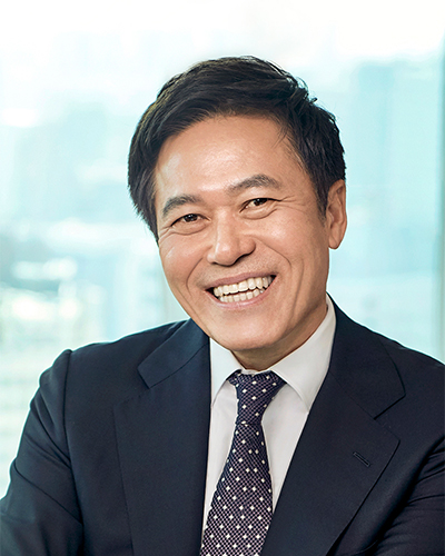 Park Jung-ho, SK Telecom's chief executive