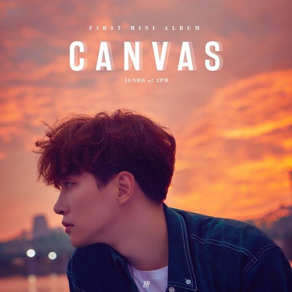 준호, 오늘(11일) 국내 첫 솔로앨범 `CANVAS` 발표