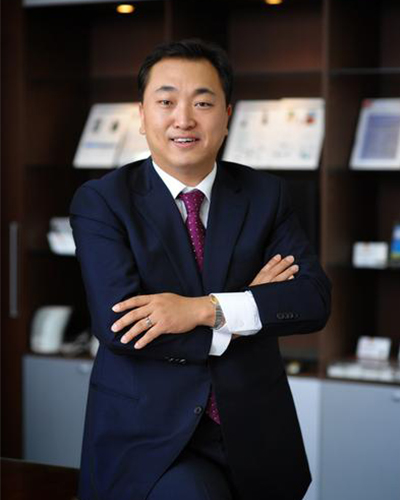 MCNEX CEO Min Dong-wook