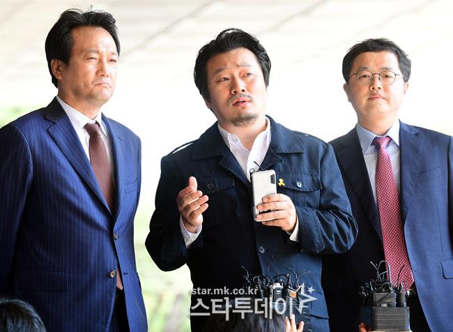 """故김광석 측 변호사 """"딸 서연 양 죽음 의혹 철저히 조사하길"""""""