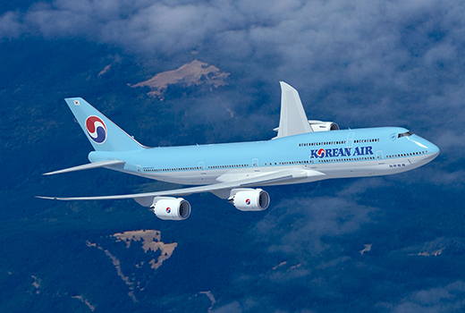 Khám phá hãng hàng không Korean Air