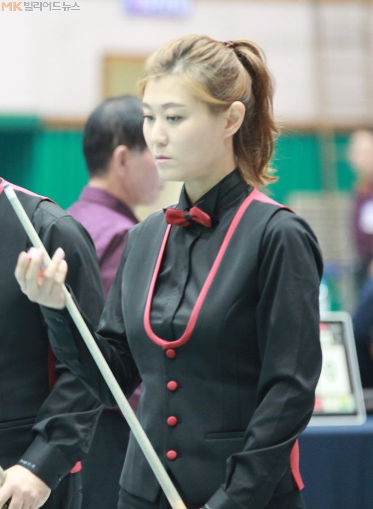 '女포켓 1위' 임윤미, 세계 대회 8강 진출 좌절