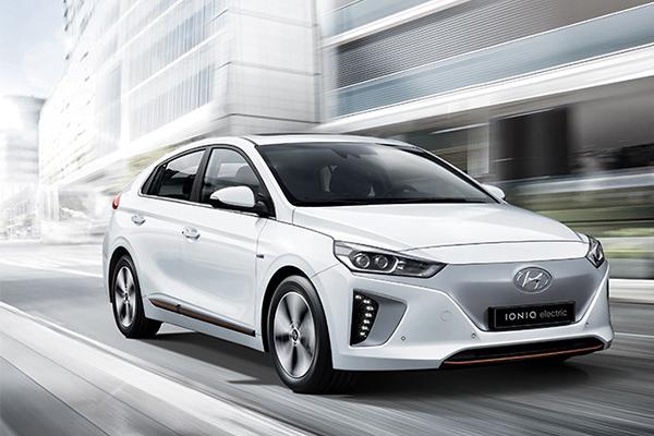 Hyundai Motor's Ioniq Electric