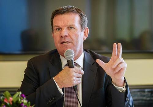 Brett Himbury, IFM Investors CEO