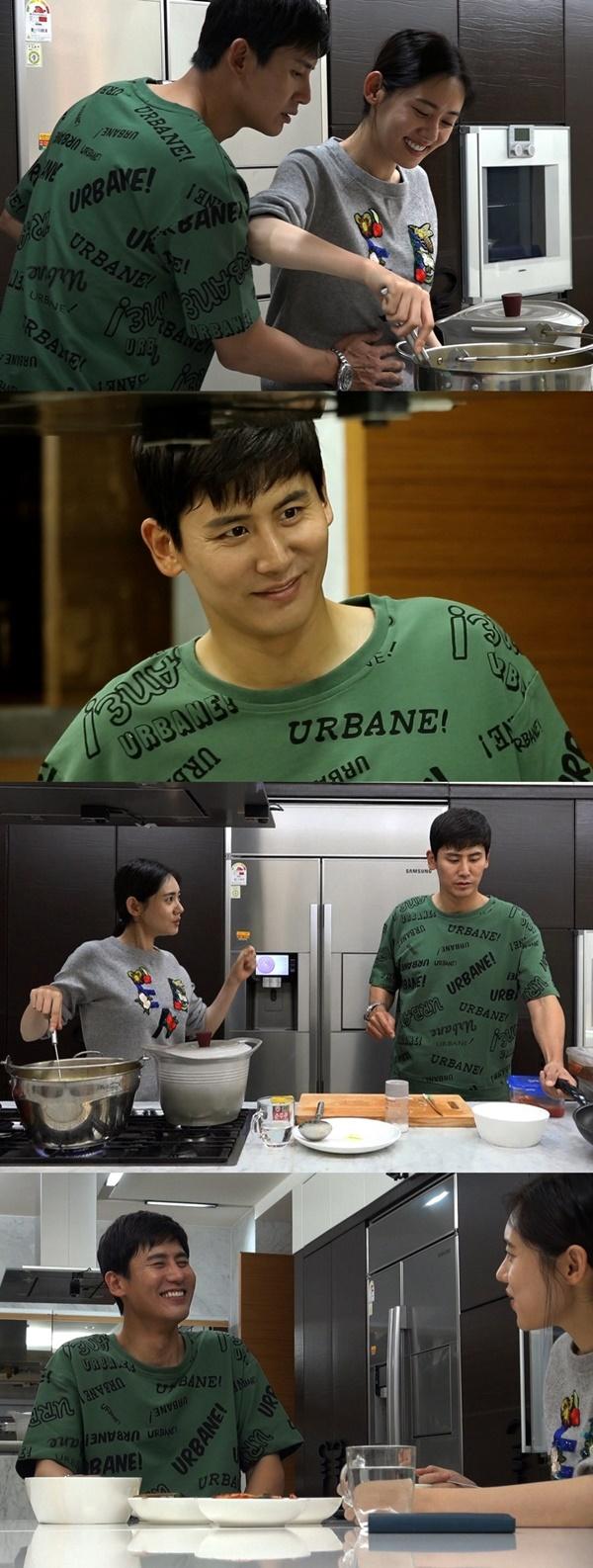 """추자현♥우효광 태명짓기 돌입 """"추추? 멍멍?"""""""