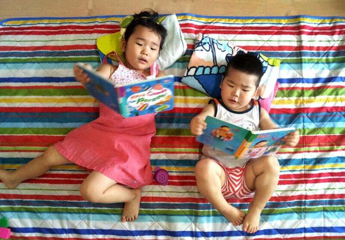 아이들의 독서법