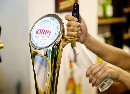 Kirin Holdings has officially taken a stake in Mandalay Brewery, the brewer of Mandalay Lager Beer, Mandalay Strong Beer and Mandalay Spirulina Beer.
